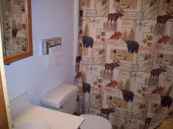 ‪‪Colorado Cottages‬: Bathroom decor