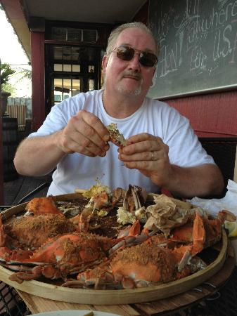 Crabby Dick's: Yummy Crabs!!
