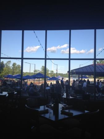 Regatta 220 Patio Is Busy On Nice Day