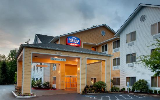 Fairfield Inn & Suites Seattle Bellevue/Redmond: The newly renovated Fairfield Inn & Suites Seattle Bellevue Redmond