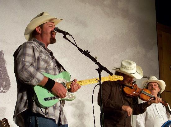 The Cody Cattle Company: Very fun and enjoyable show.