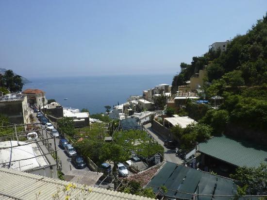 Villa Celentano Apartments Hotel: Vista maravillosa