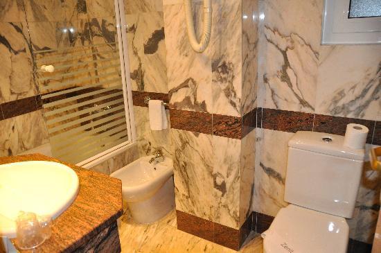 Zenit Dos Infantas: baño