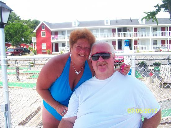 Francis Scott Key Family Resort: first time in 23 yrs he's been to OC and ready to return to FSK resort today