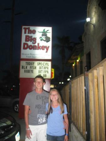 Senor Donkey: C and C at the Big Donkey - SPI