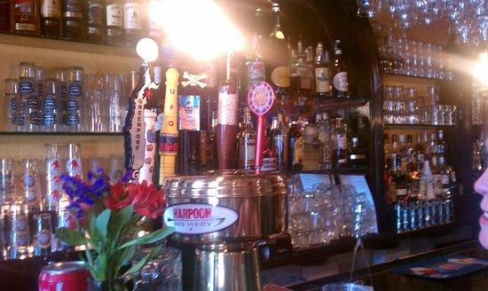 Albert Hall Tavern: The taps