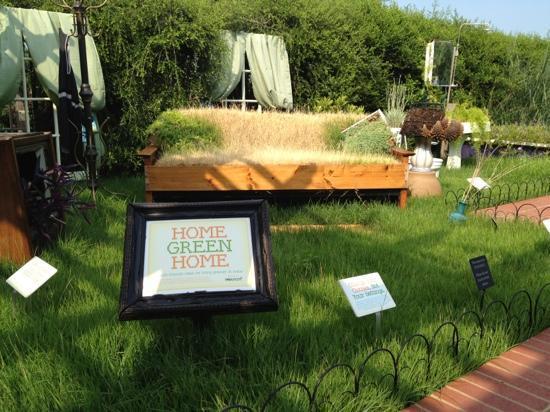 Memphis Botanic Garden : Home Green Home