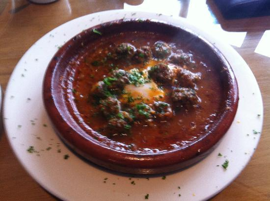 L'amour de Kasbah: Spicy Meatballs Tangine...FAB!