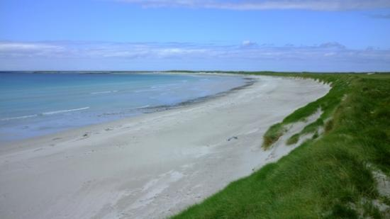 Lochboisdale, UK: South Uist coastline