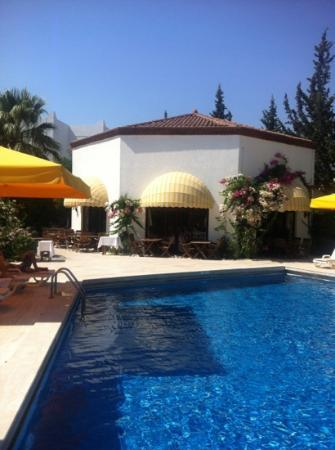 Hotel Karia Princess: Poolside @ Karia Princess in Bodrum