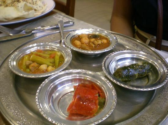 Turkish Flavours: Part of the tasting menu for lunch at Ciya.