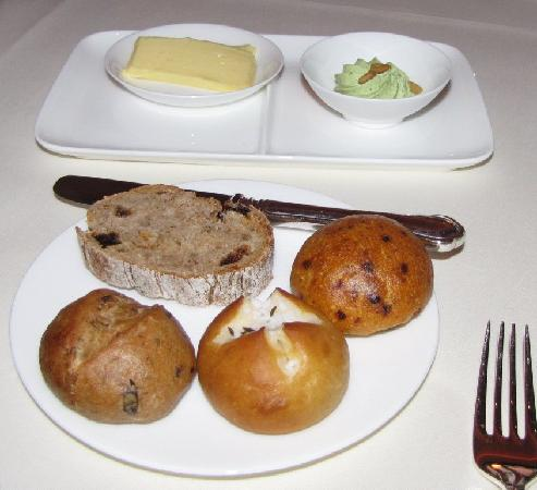 Restaurant Haerlin: breads