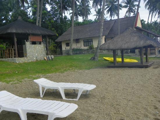 Oceana Beach Resort : Hotel View