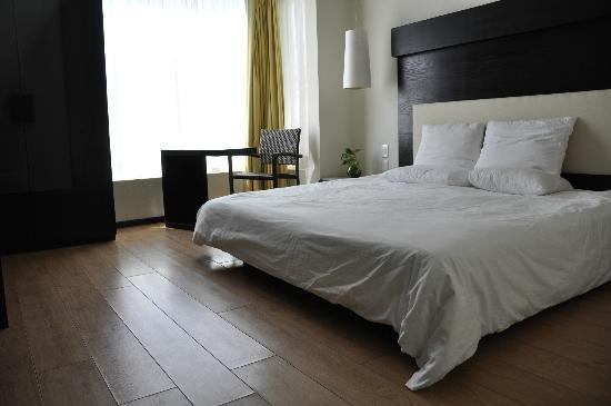 Hotel El Punto: Habitacion