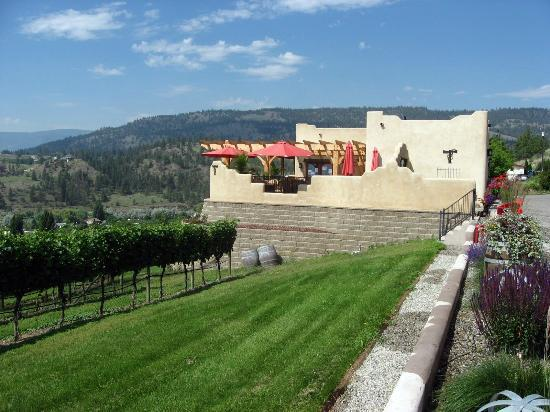 Summerland, Canada: Thornhaven Estates winery