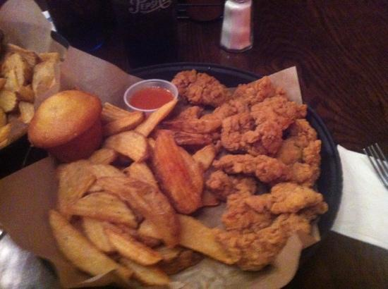 Famous Dave's : Fried chicken
