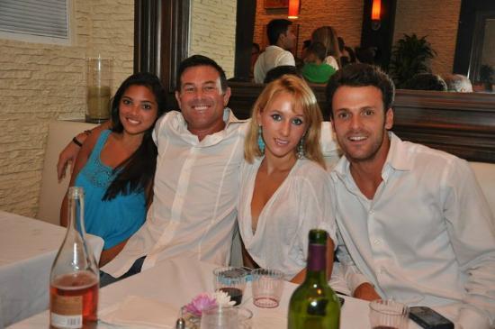La Locanda Restaurant: happy time