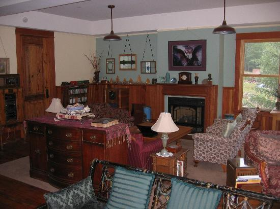 "Ghost Town Guest House: part of the ""living room"""