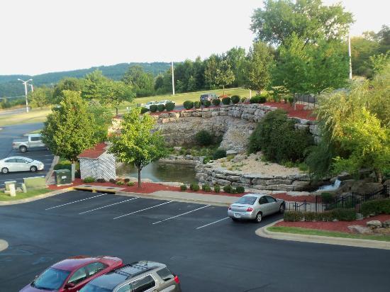 Wyndham Mountain Vista: fountains