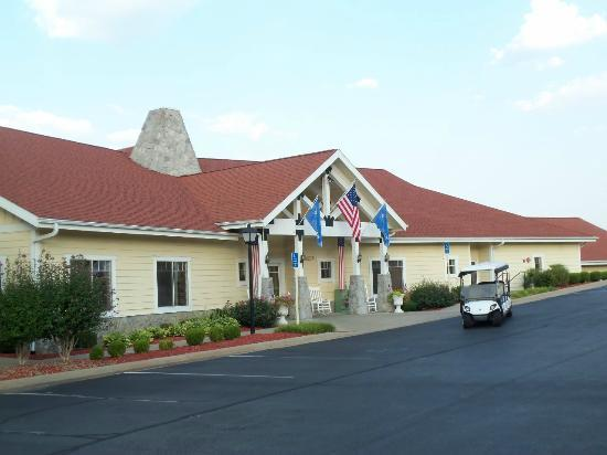 Wyndham Mountain Vista: rec center