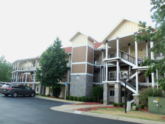 Wyndham Mountain Vista: unit buildings