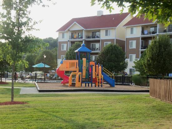 Wyndham Mountain Vista: play ground