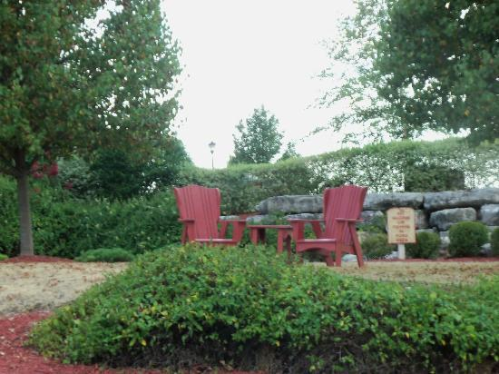 Wyndham Mountain Vista: sitting area