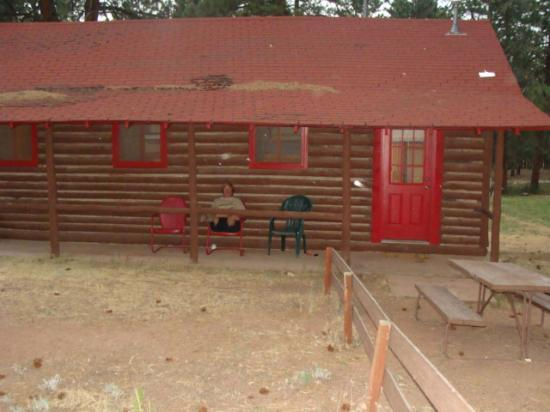Triple B Ranch: our wonderful cabin
