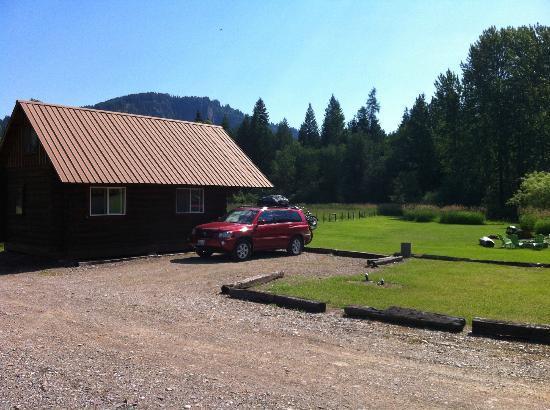 Diamond T Ranch: Cabin #1