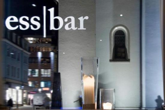 Ess Bar: Eindrücke des Lokals