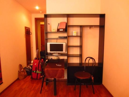 Nevsky Contour Hotel: storage