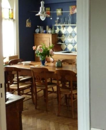 Maison du Sart Chambres d Hotes : Cuisine - Maison du Sart - Lille