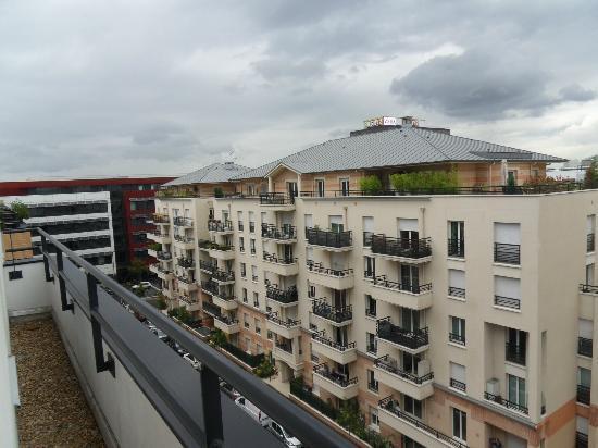 Appart'City Confort Paris Rosny Sous Bois: Studio côté rue (et non côté autoroute)