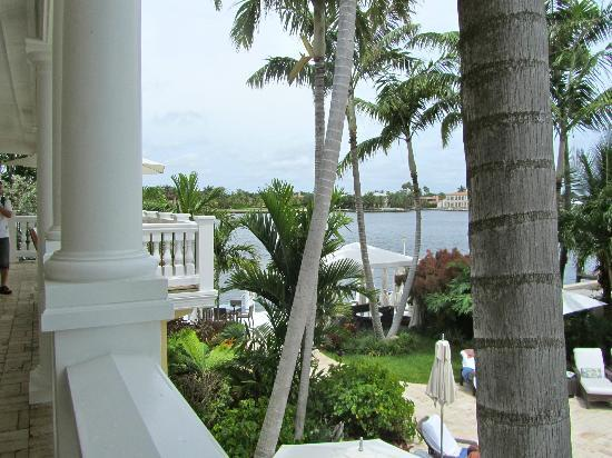 The Pillars Hotel Fort Lauderdale : View to pier
