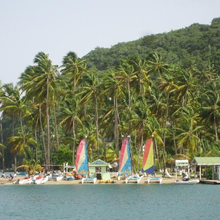 Nature's Paradise: Marigot Bay