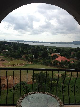 Lake Victoria Serena Golf Resort & Spa: view from room