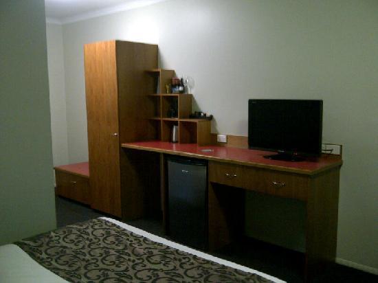 Mackay Resort Motel: Inside Room
