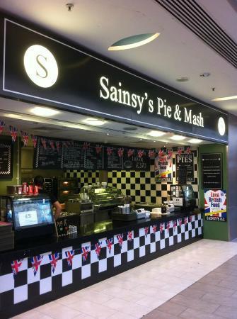 SAINSY'S