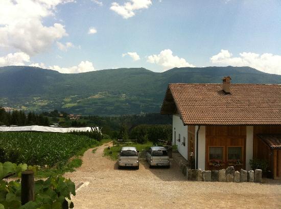 Maso Pra Cavai: View from the veranda