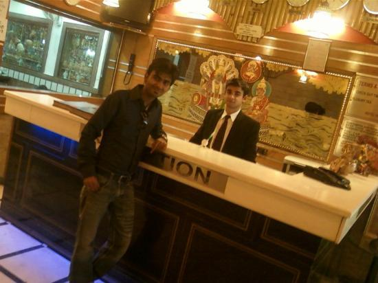 Hotel Hari Piorko: Hotel's Reception