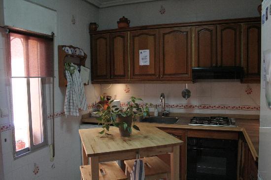 Hostel Cerro de Bu: Nuestra cocina