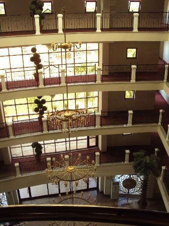 Desire Beach Hotel: hall d'accueil
