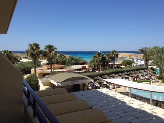 Tasia Maris Beach Hotel and Spa: Lovely view