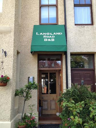 Langland Road B&B : Our new Canopy
