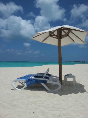 Club Med Columbus Isle: dotazione in spiaggia
