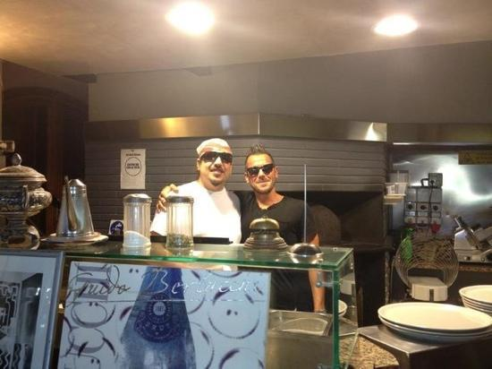Lastra a Signa, Italien: staff
