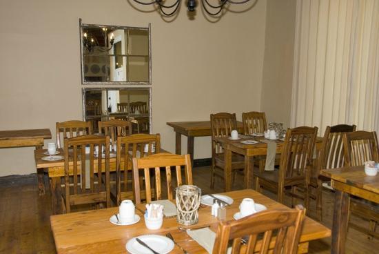 Manley Wine Lodge: restaurant