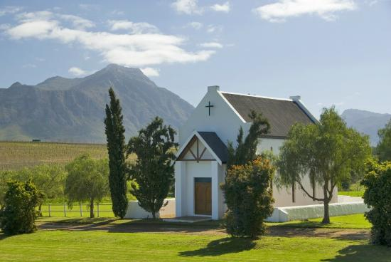 Manley Wine Lodge : chapel