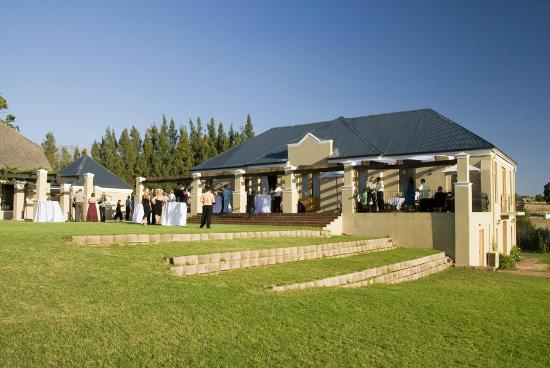 Manley Wine Lodge : venue hall