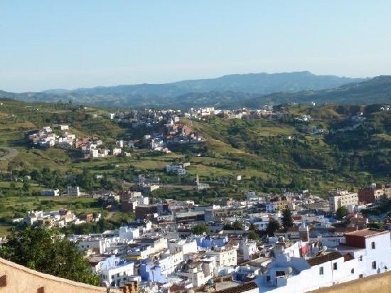 Casa La Palma: Chefchaouen town